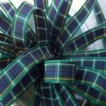 Berisfords Tartan Ribbon 2 Campbell